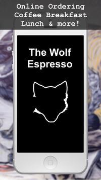 Wolf Espresso poster