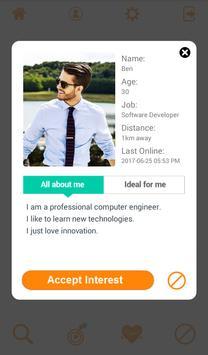 Cupid Dating screenshot 1