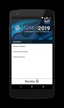 APPEA Conference & Exhibition screenshot 2