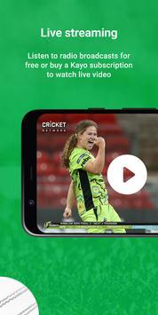 Cricket screenshot 3