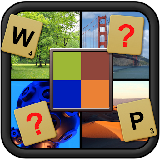 What's Pixelated - word puzzle