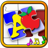 Kids ABC and Counting Puzzles