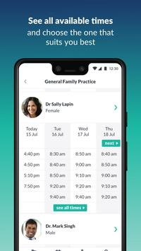 Link Health screenshot 1