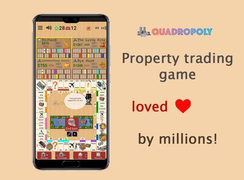Quadropoly poster
