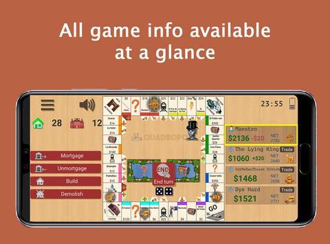 Quadropoly screenshot 6