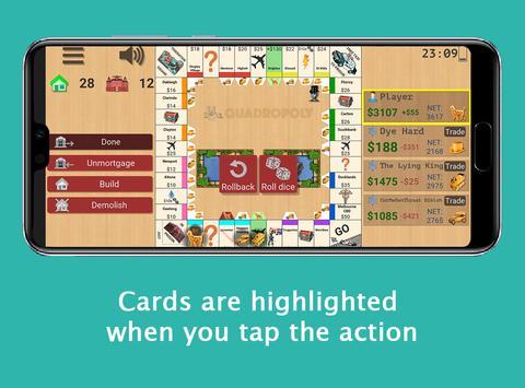 Quadropoly screenshot 7