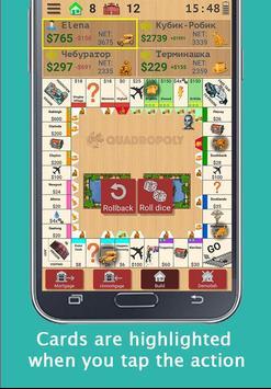 Quadropoly Pro ảnh chụp màn hình 4