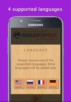 Quadropoly Pro ảnh chụp màn hình 6