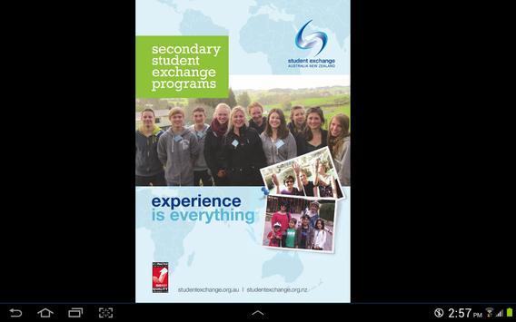Student Exchange screenshot 9