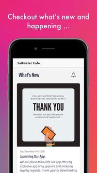 Saltwater Cafe poster