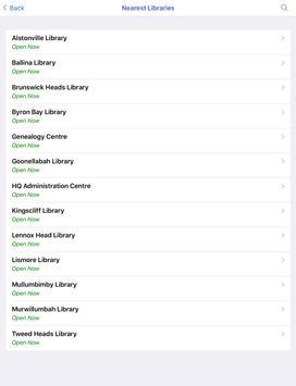 Richmond Tweed Regional Library screenshot 10