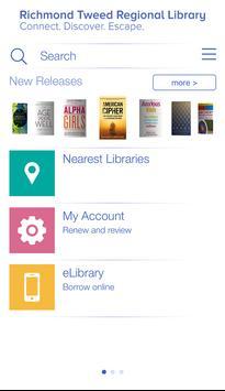Richmond Tweed Regional Library screenshot 12