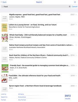 Richmond Tweed Regional Library screenshot 8