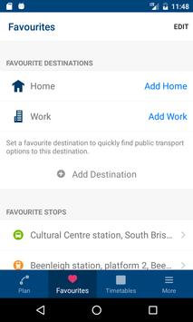 MyTransLink screenshot 1