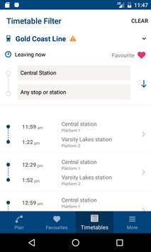 MyTransLink screenshot 2