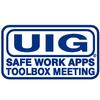 UIG Toolbox Meetings أيقونة