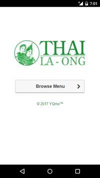 Thai La-Ong poster