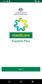 Express Plus Medicare poster
