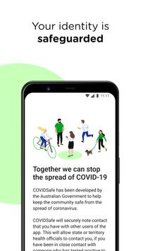 COVIDSafe Screenshot 2