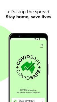 COVIDSafe Screenshot 4