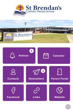 St Brendan's School Mackay poster