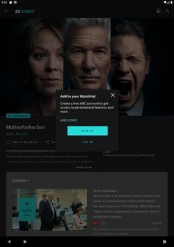 ABC iview screenshot 16
