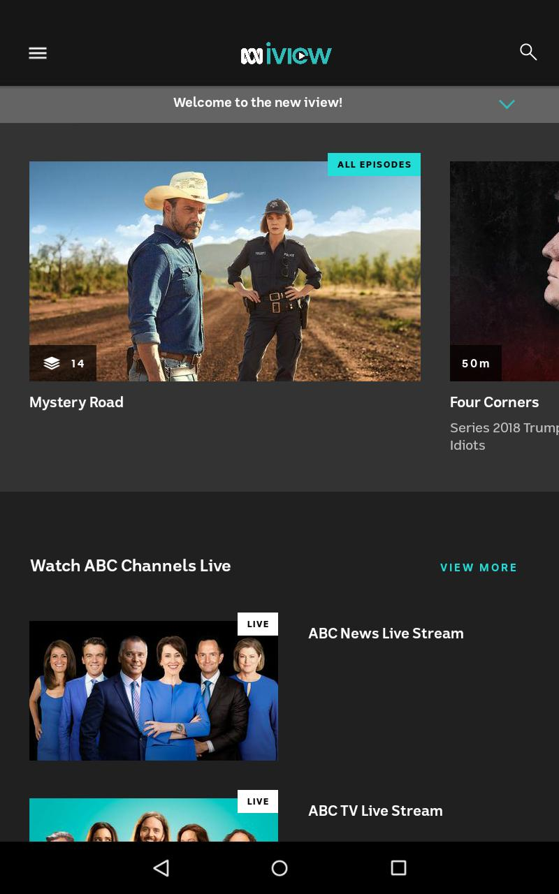 ABC iview for Android - APK Download