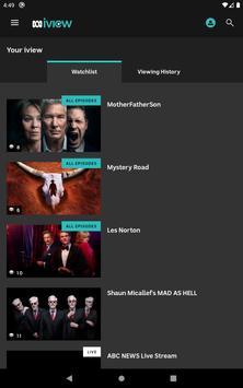 ABC iview screenshot 11