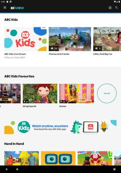 ABC iview screenshot 14
