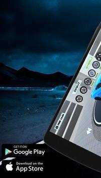 Autobahn Car Racer Free screenshot 3