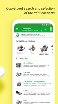 🚘 Buycarparts: auto spares, car parts, tyres, oil screenshot 2