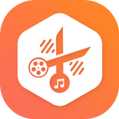 MP3 Cutter & Video Cutter - Audio Video Merger icon