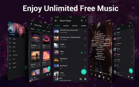 Music Player screenshot 19
