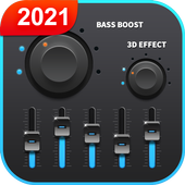 Bass Booster & Equalizer icon