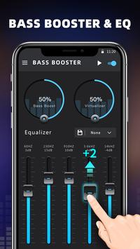 Bass Booster & Equalizer poster