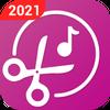 MP3 Cutter - Ringtone Maker & Audio Cutter-icoon