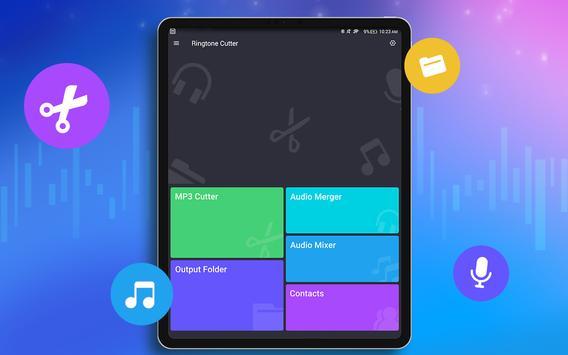 MP3 Cutter - Ringtone Maker & Audio Cutter screenshot 8