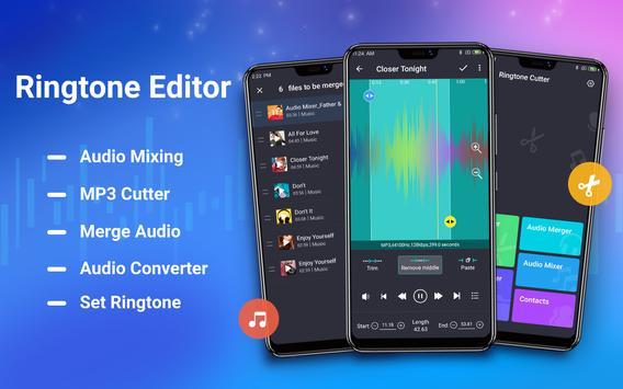 MP3 Cutter - Ringtone Maker & Audio Cutter screenshot 13