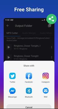 MP3 Cutter - Ringtone Maker & Audio Cutter screenshot 7