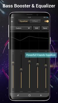 Bass Booster &EQ Music Player screenshot 4