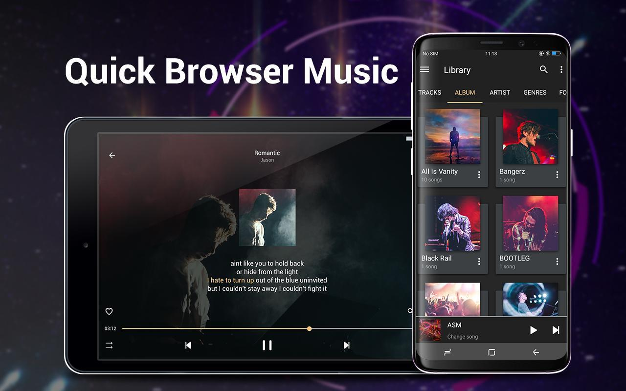 Bass Booster &EQ Music Player for Android - APK Download