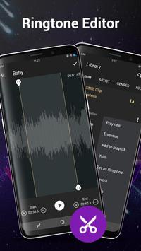 Bass Booster &EQ Music Player screenshot 14