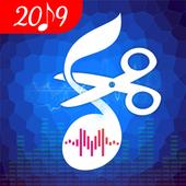 Mp3 Cutter - Ringtone Maker 2019 : Audio Cutter icon
