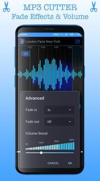 Mp3 Cutter - Ringtone Maker 2019 : Audio Cutter screenshot 3