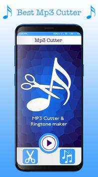 Mp3 Cutter - Ringtone Maker 2019 : Audio Cutter poster