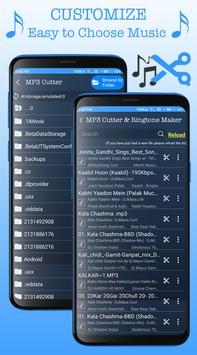 Mp3 Cutter - Ringtone Maker 2019 : Audio Cutter screenshot 4