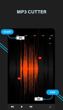 cortador de vídeo de audio captura de pantalla 2
