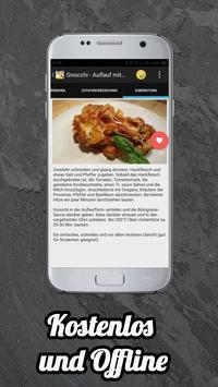 Auflauf Und Überbackenes Rezepte screenshot 4