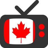 Canada TV Mobile Live आइकन