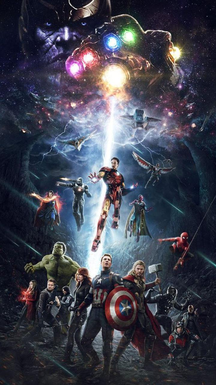 Lock Screen For Avengers Made By Fans For Android Apk